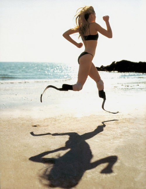 In Defense of Cyborg Athletes
