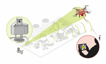Airbus Introduces A System To Jam Drones Out Of The Sky