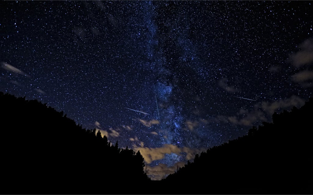 There Will Be A Gorgeous Meteor Shower This Week
