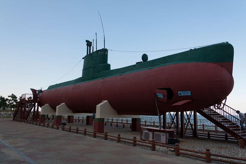 Sang-O submarine