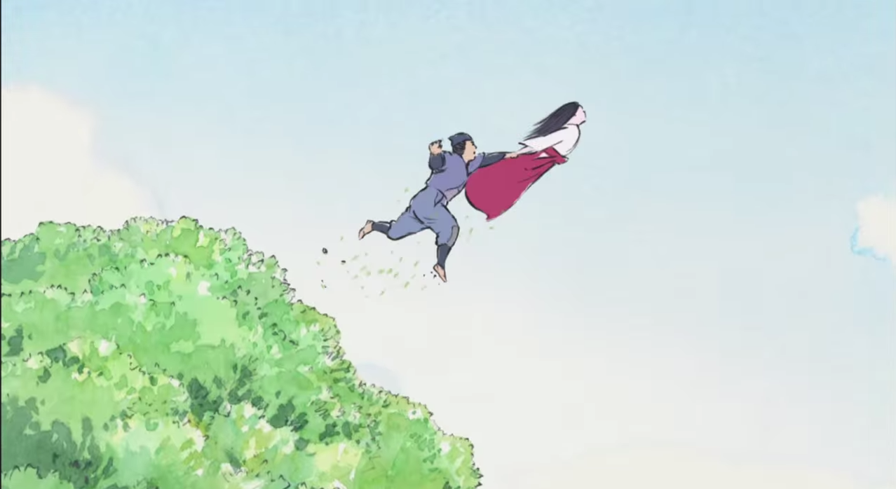 Special Effects 2014: 'Princess Kaguya' Is A Return To Simplicity