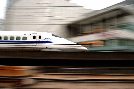 High-Speed Rail Creeps Forward, With $2.4 Billion in Federal Funding Given to Projects in 23 States