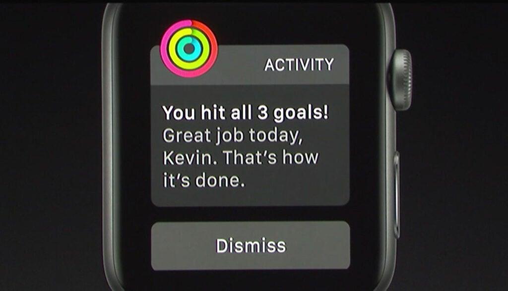Apple Watch WWDC 2017