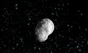 Tomorrow, Watch the Largest Asteroid Flyby Ever, Live