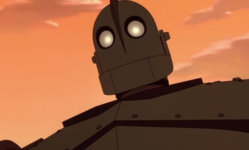 How The Iron Giant Can Still Teach Us All to Be Understanding Of One Another