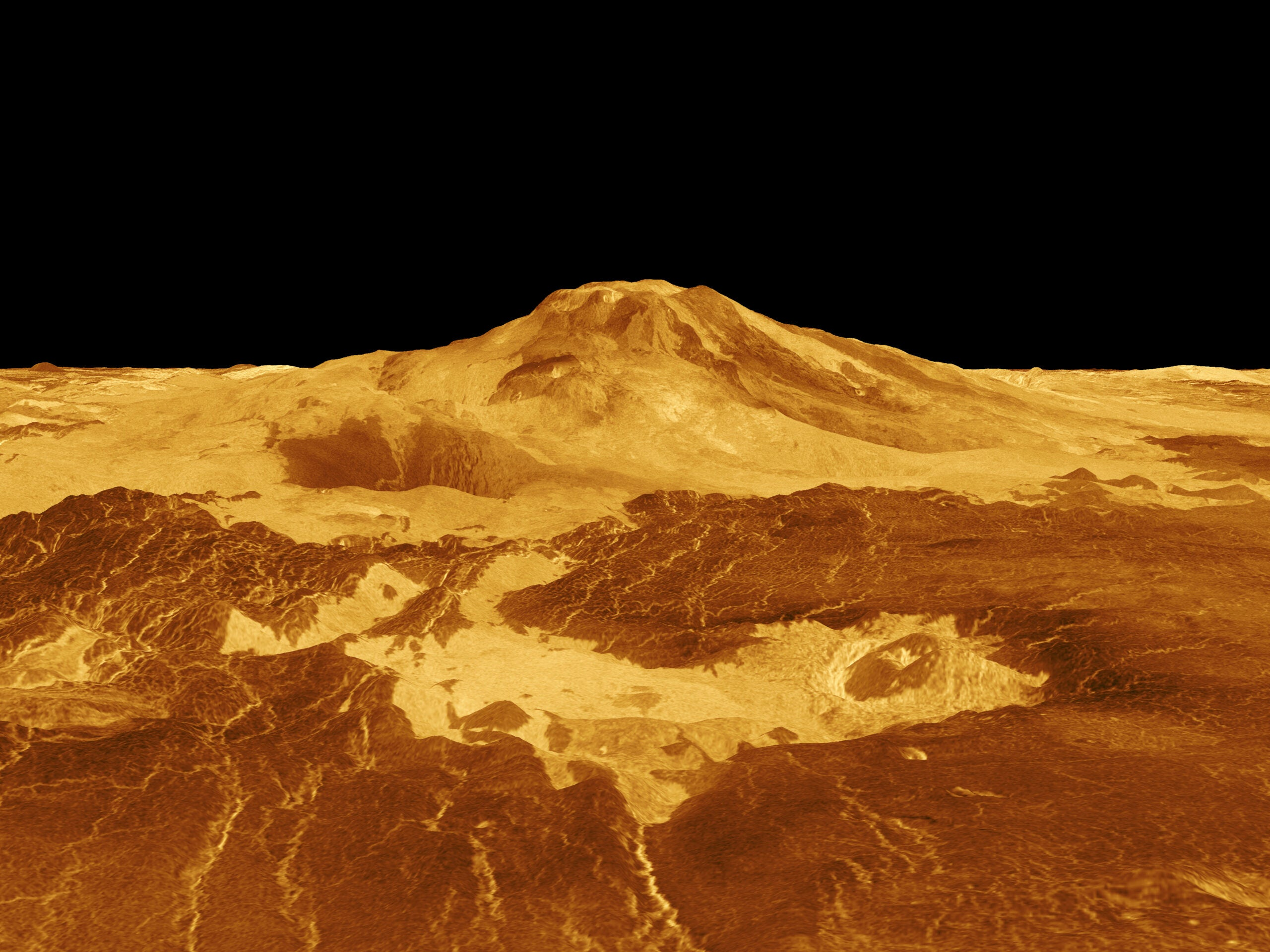 Massive atmospheric wave on Venus could explain the planet's weird rotation