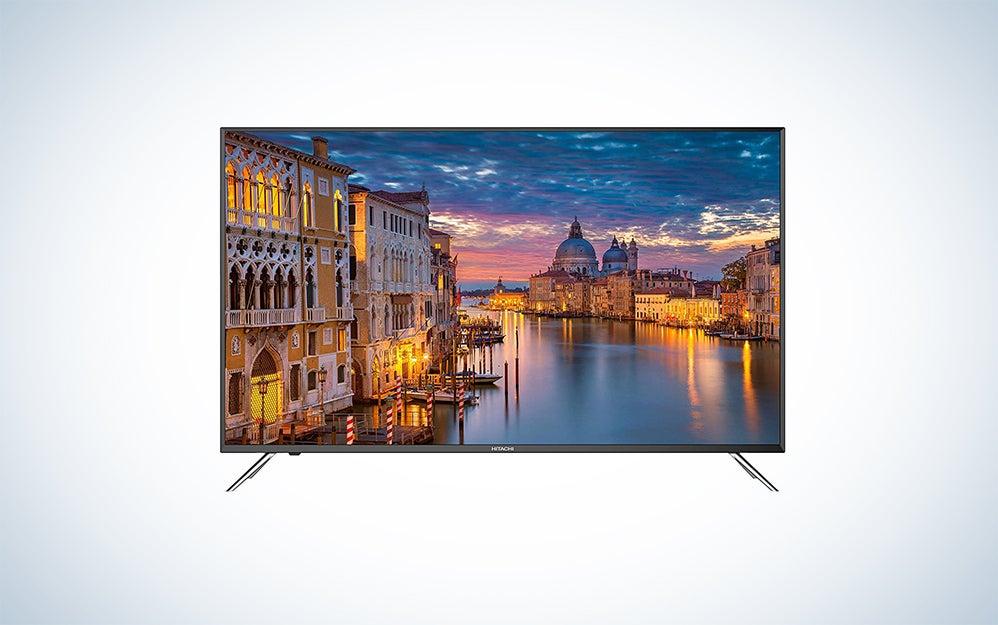 Hitachi 50-inch TV