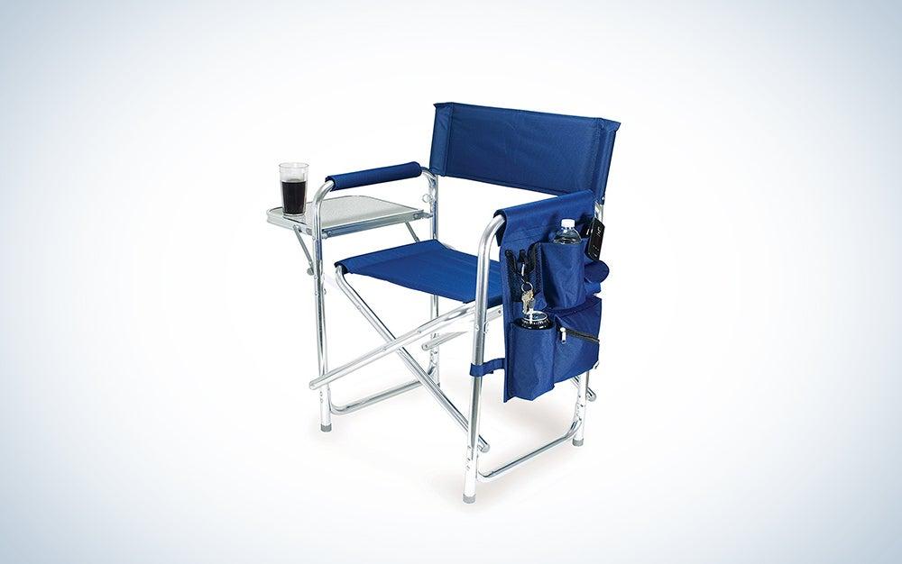 Picnic Time Portable Folding Sports Chair