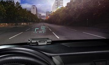 Garmin Launches Portable Head-Up Display