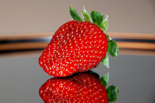 Strawberries May Be Ideal Crop for Space Farms of the Future