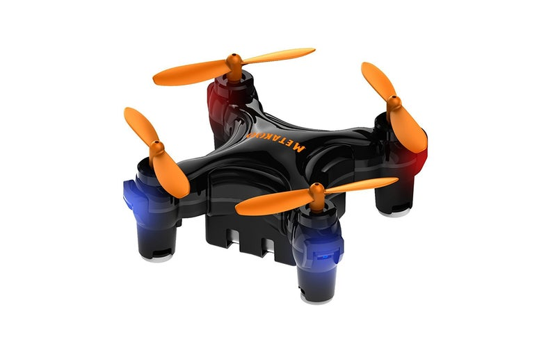 A quadcopter pocket drone for 72 percent off? I'd buy it.