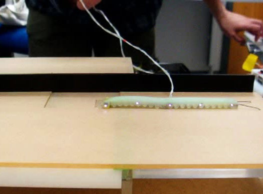 Video: Caterpillar-Inspired Soft Robot Flips Out to Move At Breakneck Speeds