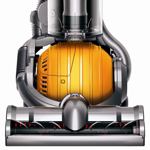 Dyson DC25: Dyson Ball Technology Puts a New Spin on Vacuuming