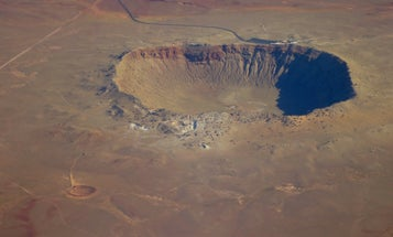 Extreme Science: Meteor Crater
