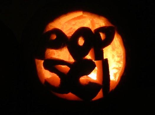 Happy Halloween from PumpSci!