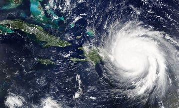 We're scientists who turn hurricanes into music