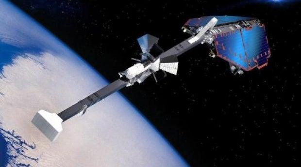 QUESS Satellite