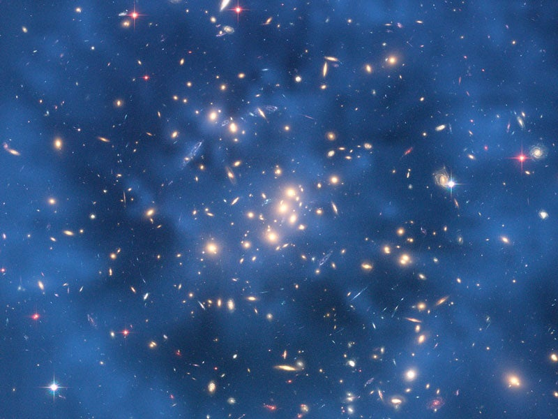 Dark Matter Collides With Human Tissue An Average of Once a Minute, Study Finds