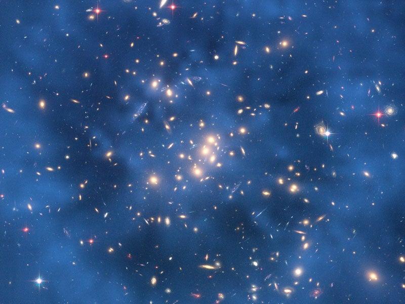 Update: Dark Matter's Mysteries Remain Elusive