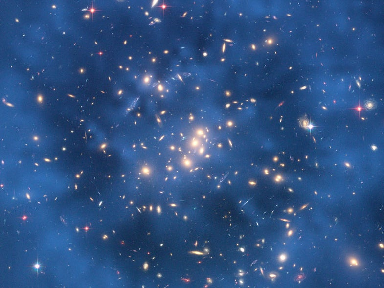 Could There Be A Fifth Fundamental Force Of Nature?