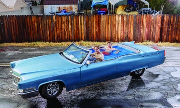 How 2 Guys Turned A '69 Cadillac Into The World's Fastest Hot Tub