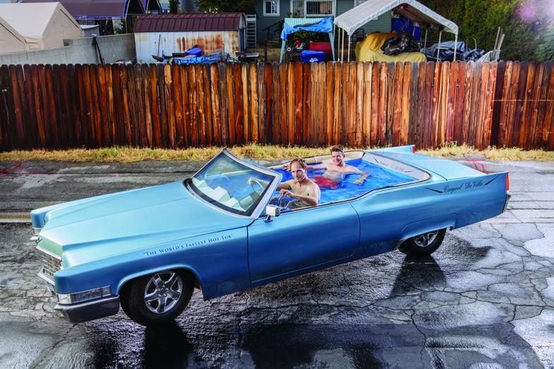The Carpool Deville