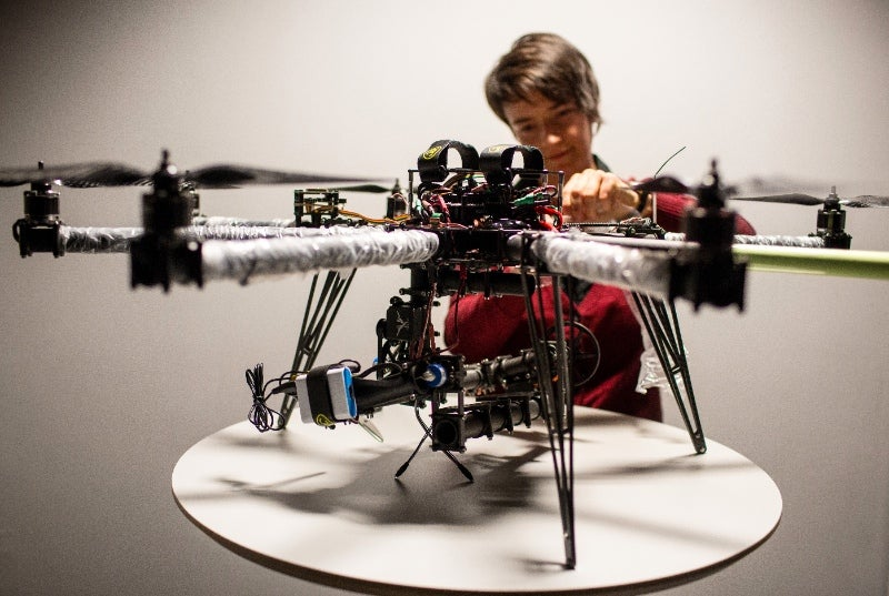 Norwegian Geologists Begin Drone-Guided Quest For Oil