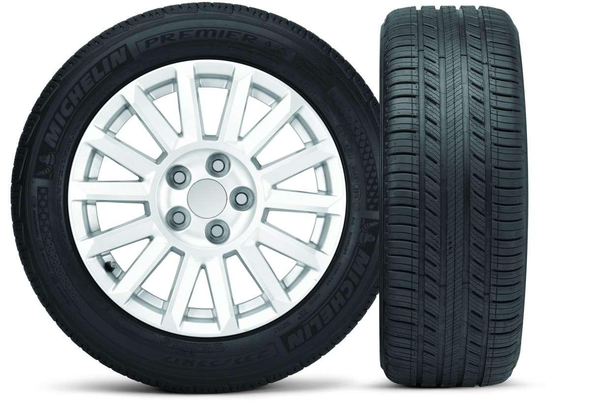 Michelin Premiere A/S Tire