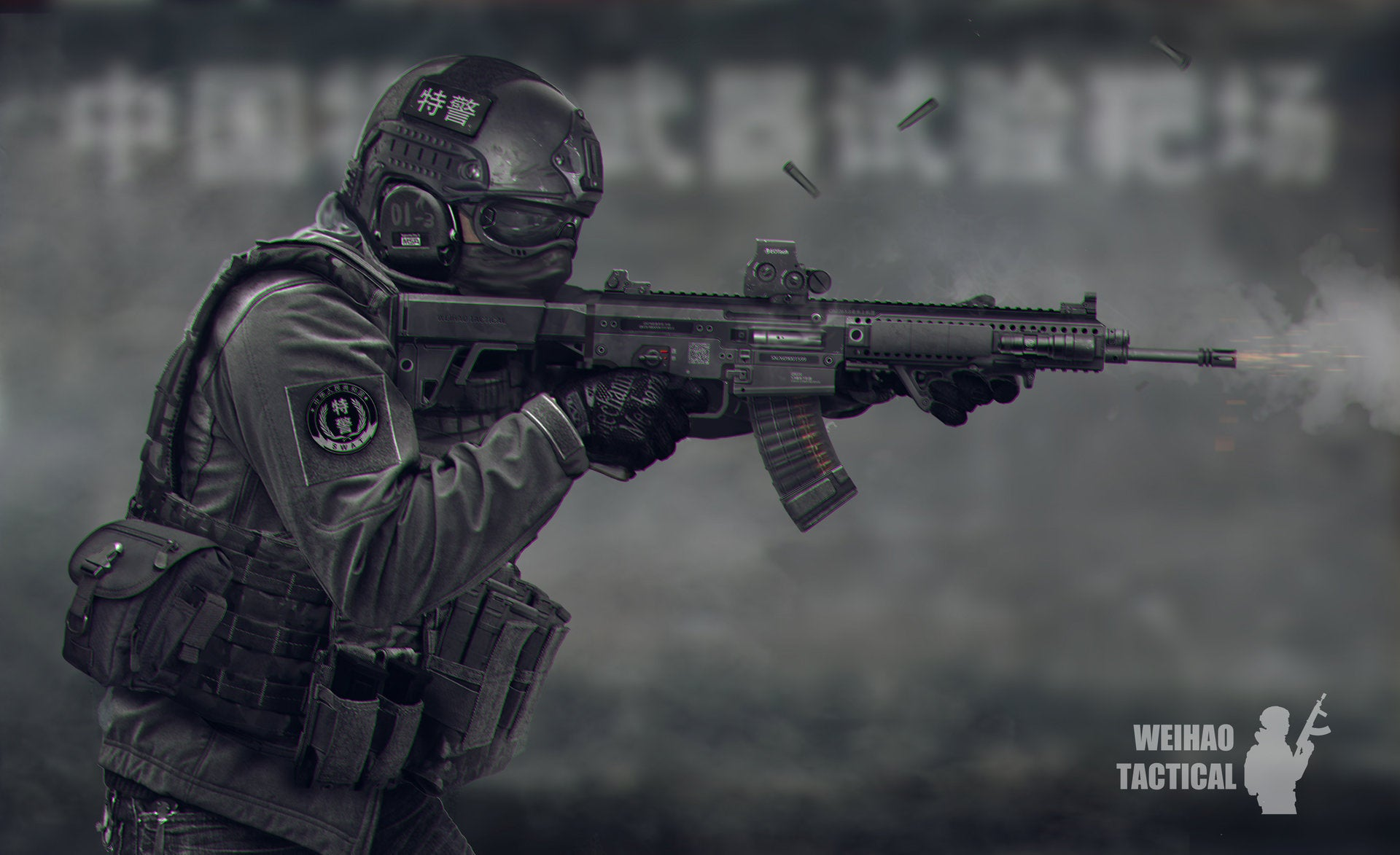 China is Trying Out A New Assault Rifle