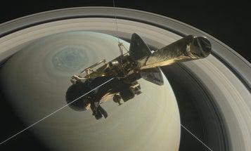 Eulogy for Cassini: A fond farewell to a faithful explorer.
