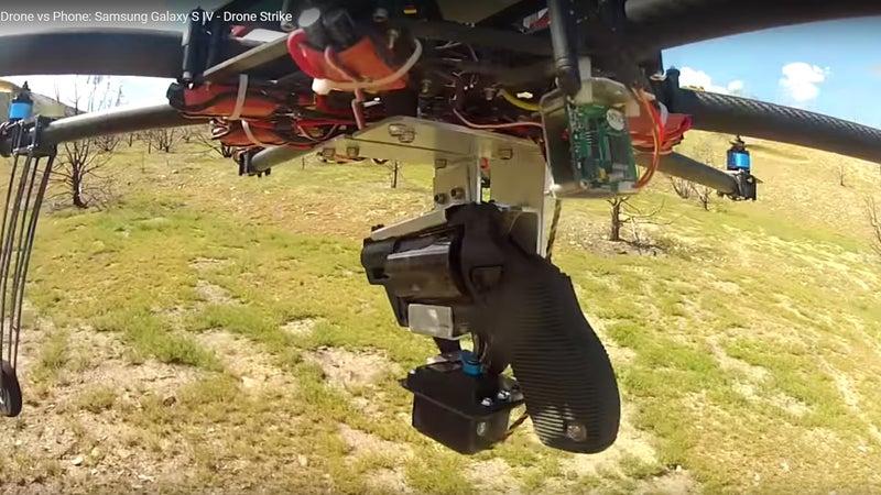 Clone of A Ban on Autonomous Killer Robots Is Inevitable