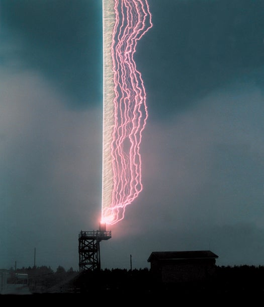 The Labs That Go Boom: The Lightning Research Lab Builds its Own Bolts