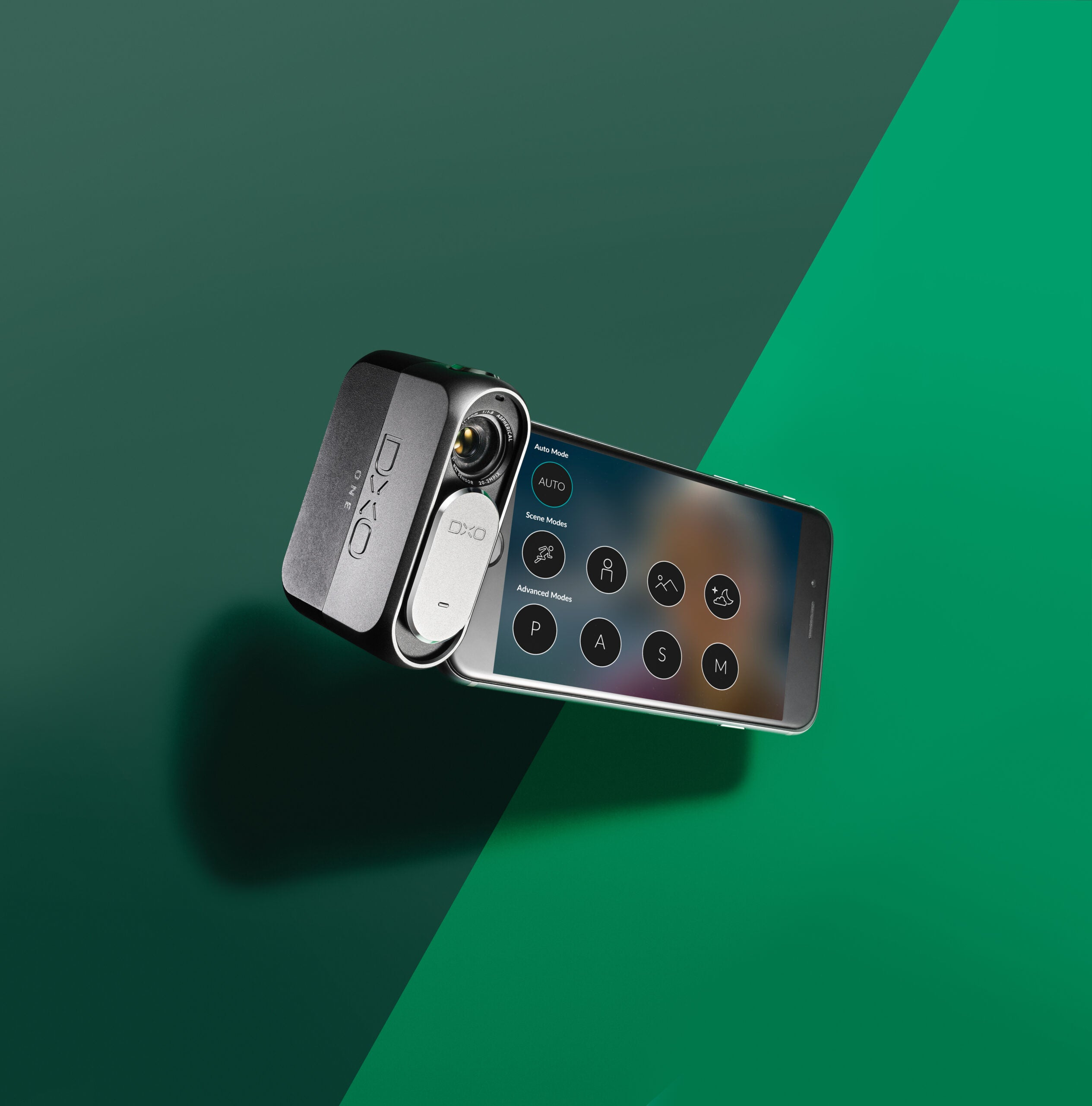 Clip A Pro Camera To Your IPhone