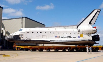 Florida, California, Washington D.C. and New York City to Receive Retired Space Shuttles