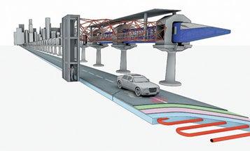 Renovating American Infrastructure, Step 1: Transportation