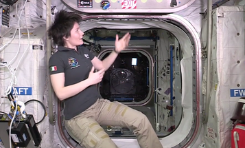 Take A Panoramic Tour Of The International Space Station