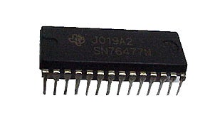 Complex Sound Generator IC is Back