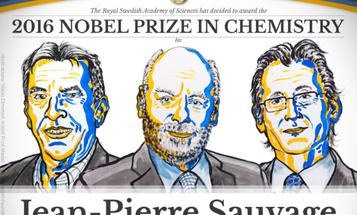 Chemistry Nobel Prize Awarded For World's Smallest Machines
