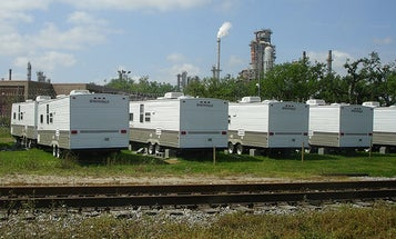 Toxic Travel Trailers