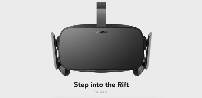 Oculus Reveals A Virtual Reality Headset For Everyone