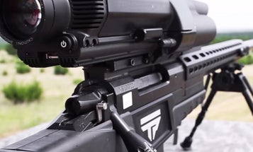 Smart Rifle's Software Can Be Hacked To Shoot Off-Target