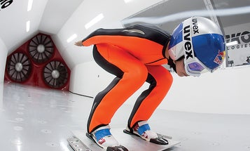 Engineering The Ideal Olympian: Customized Wind Tunnel For Ski Jumpers