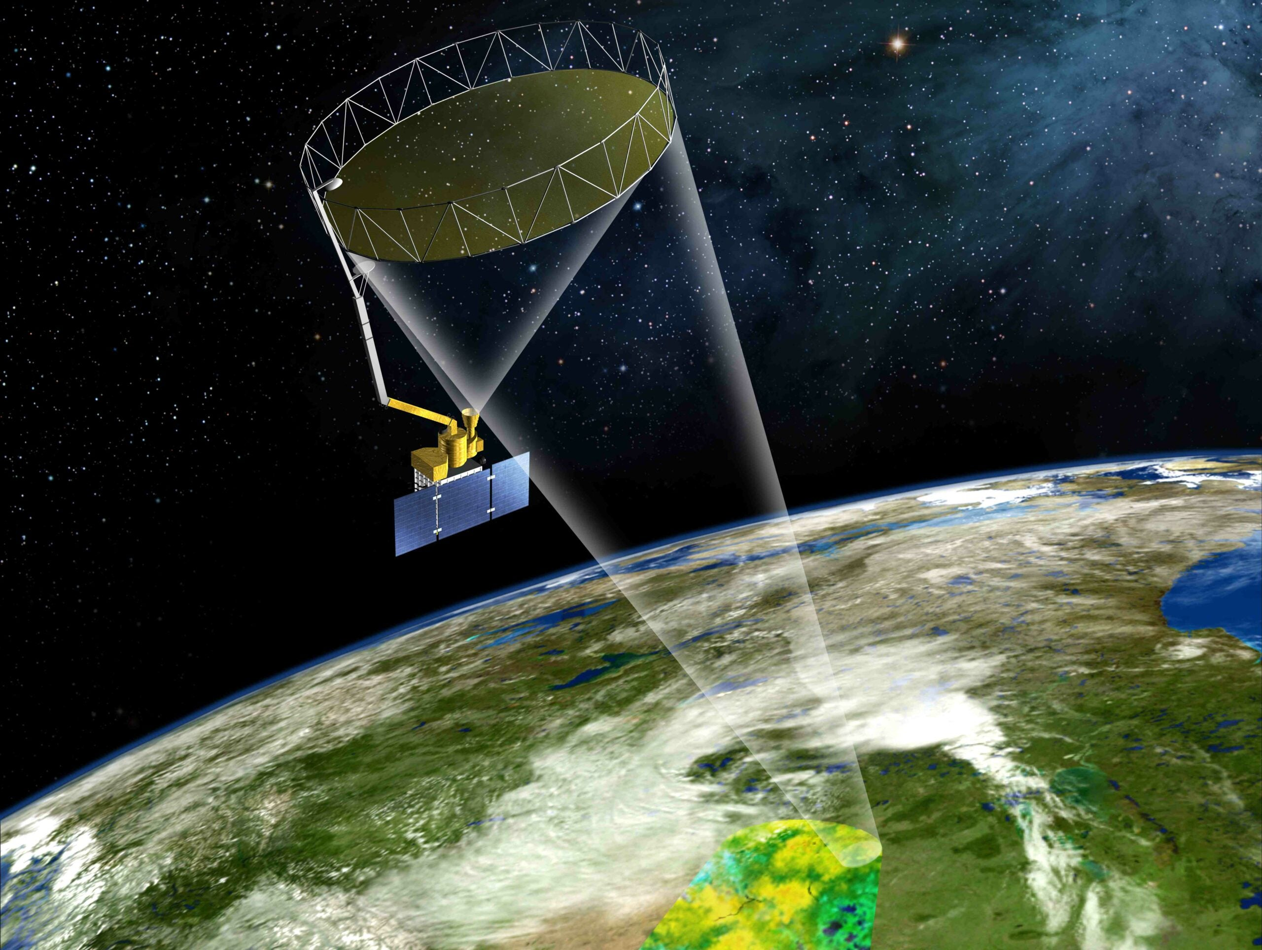 Oh 'SMAP'! New NASA Satellite Will Help Predict Drought, Climate Change