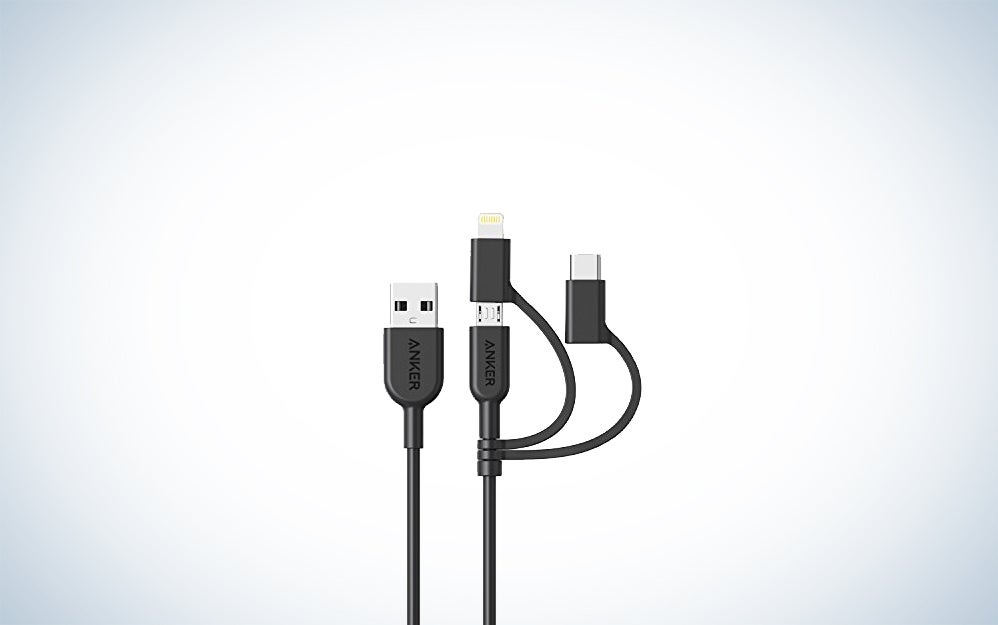 Anker 3-in-1 cable