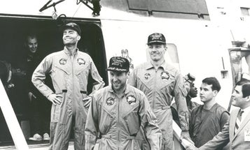 Is a hot dog a sandwich? The Apollo 13 astronauts had some thoughts