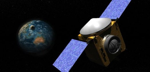 First American Mission To Sample An Asteroid Gets Green Light