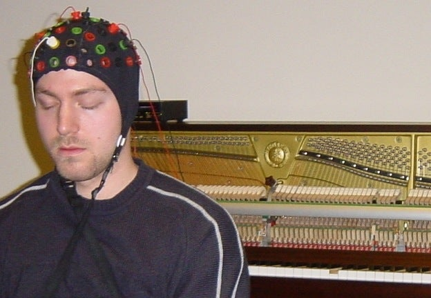Mind-Controlled Musical Instrument Helps Paralysis Patients Rehabilitate