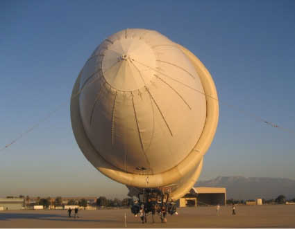 New Buoyant-Aircraft Design Could Lead to Fleets of Efficient Cargo Zeppelins