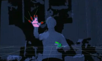 Video: MIT's Kinect Hack Tracks All Ten Fingers Simultaneously