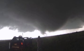 Last Week's Oklahoma Tornado Was The Widest Tornado Ever Recorded